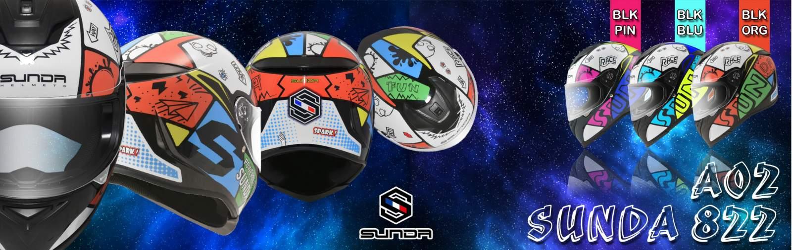 Sunda 822 Banner New