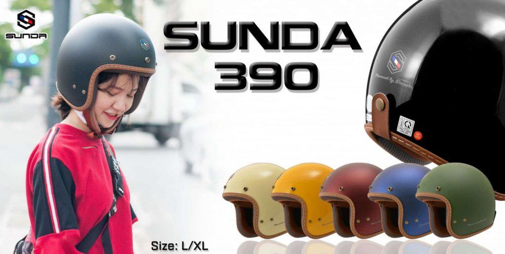 Sunda 390 Model 9